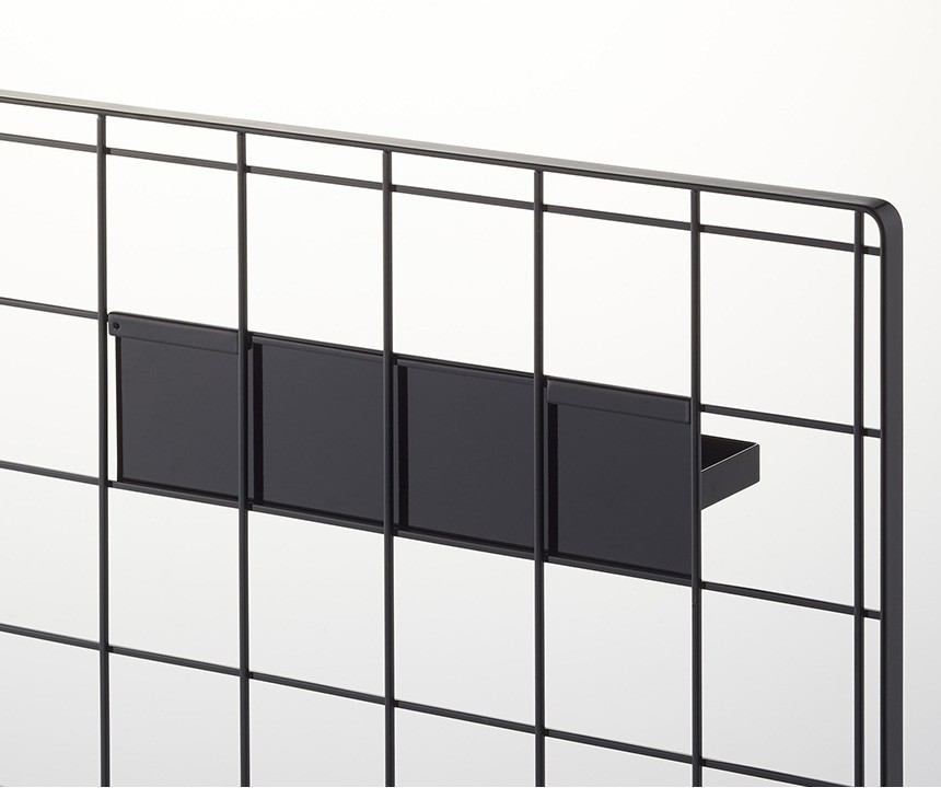 自立式メッシュパネル用キッチンペーパーホルダー