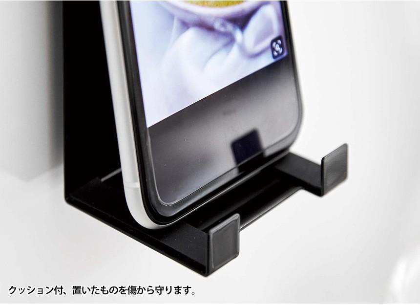 自立式メッシュパネル用スマートフォンスタンド タワー