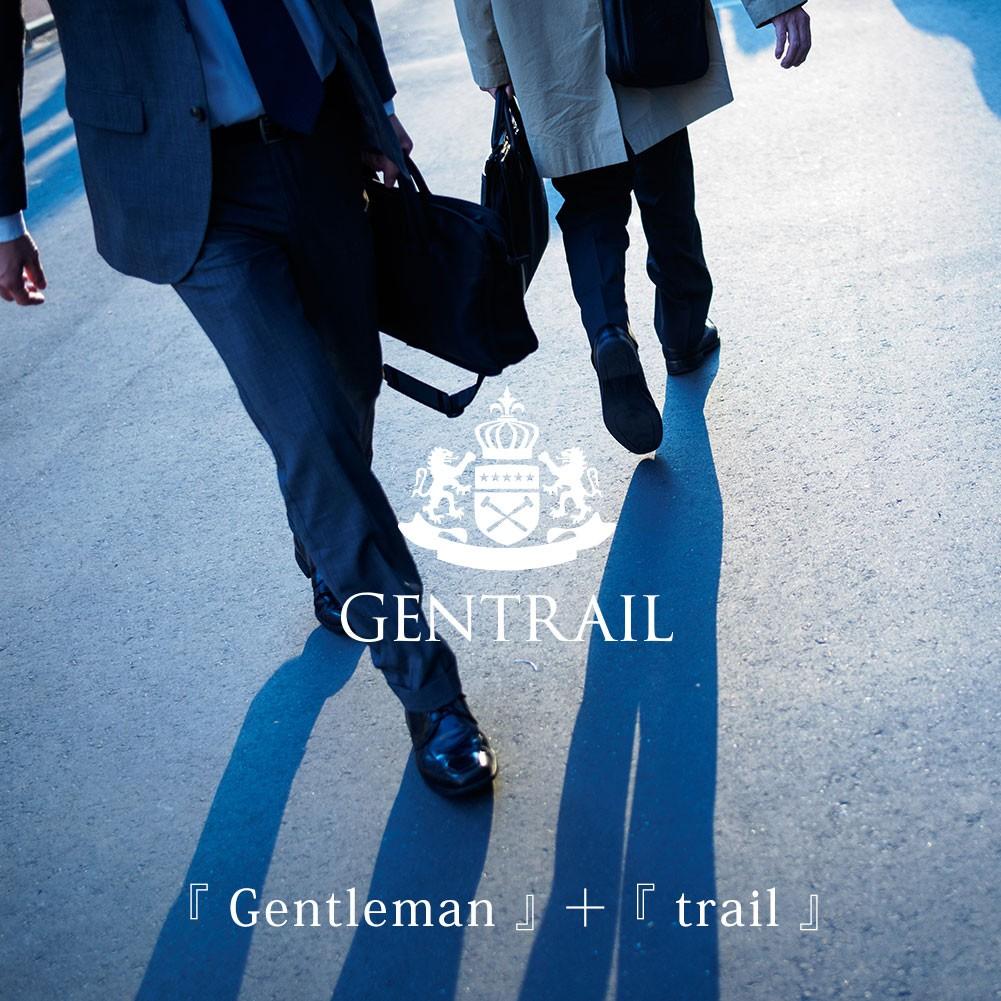 GENTRAIL(ジェントレイル)牛革多機能財布