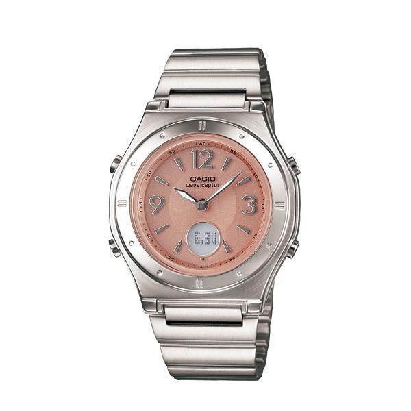 腕時計 レディース 電波ソーラー カシオ 薄型 アナログ おしゃれ 見やすい 女性用 婦人薄型 カシオ じゅん散歩 ロッピング ギフト 社会人 就職祝い wide02 10