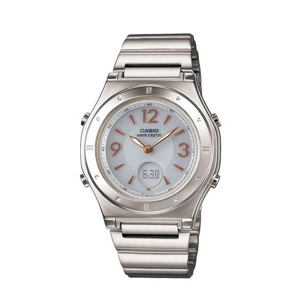 腕時計 レディース 電波ソーラー カシオ 薄型 アナログ おしゃれ 見やすい 女性用 婦人薄型 カシオ じゅん散歩 ロッピング ギフト 社会人 就職祝い wide02 11