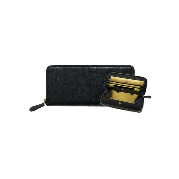 長財布 レディース 大容量 本革 ラウンドファスナー 使いやすい 女性用 メンズ ギャルソン財布 カードたくさん入る 75564|wide02|19