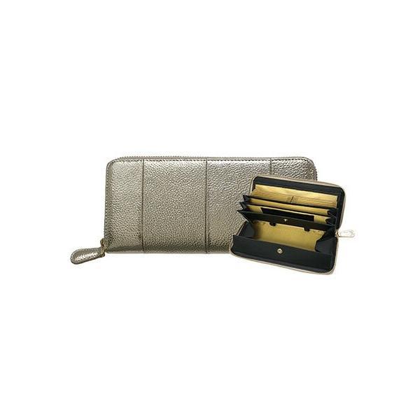 長財布 レディース 大容量 本革 ラウンドファスナー 使いやすい 女性用 メンズ ギャルソン財布 カードたくさん入る 75564|wide02|22
