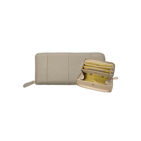長財布 レディース 大容量 本革 ラウンドファスナー 使いやすい 女性用 メンズ ギャルソン財布 カードたくさん入る 75564|wide02|24