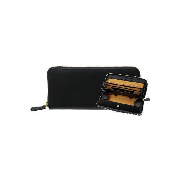 長財布 レディース 大容量 本革 ラウンドファスナー 使いやすい 女性用 メンズ ギャルソン財布 カードたくさん入る 75564|wide02|26
