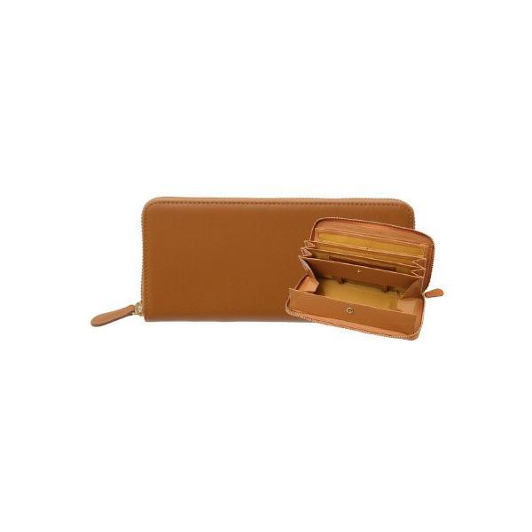 長財布 レディース 大容量 本革 ラウンドファスナー 使いやすい 女性用 メンズ ギャルソン財布 カードたくさん入る 75564|wide02|27