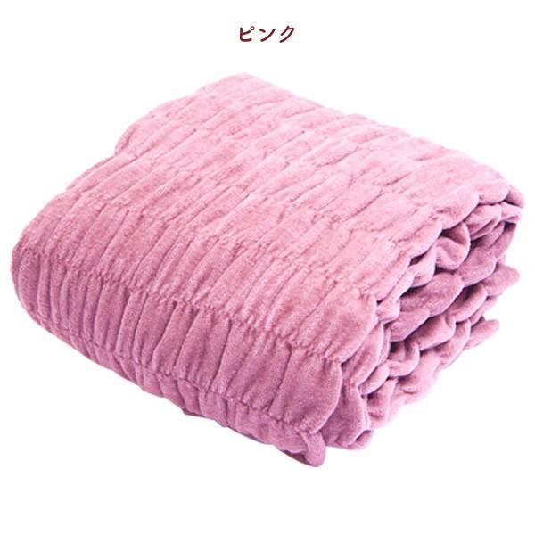 発熱毛布 日本製 毛布 掛け毛布  ロマンス小杉 ウォームサポート  ウォームケット コットンケット 掛毛布 あったか毛布 綿 コットン 吸湿 wide02 19