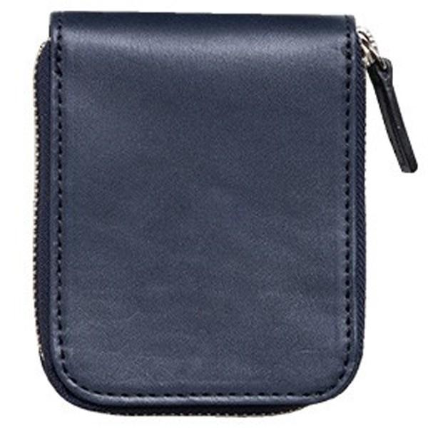 財布 メンズ 栃木レザー キャッシュレス 小銭入れ コインケース メンズ 二つ折り 大容量 ファスナー カードが入る 革 本革 30代 40代 50代 ギフト 就職祝い|wide02|22