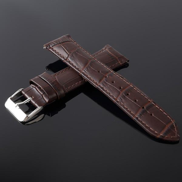 時計ベルト 時計バンド 革 ティミット 交換用 ベルト TIMEET 腕時計ベルト 16mm 18mm 20mm 22mm 牛革 本革 レザー メンズ レディース おしゃれ ワンタッチ 78384|wide02|23