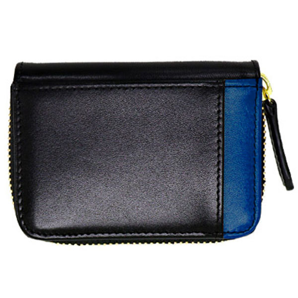 ミニ財布 小銭入れ キャッシュレス財布 コインケース メンズ 大容量 コンパクト 高級 男性用 紳士財布 カードが入る 革 小型 30代 40代 78391-50|wide02|20