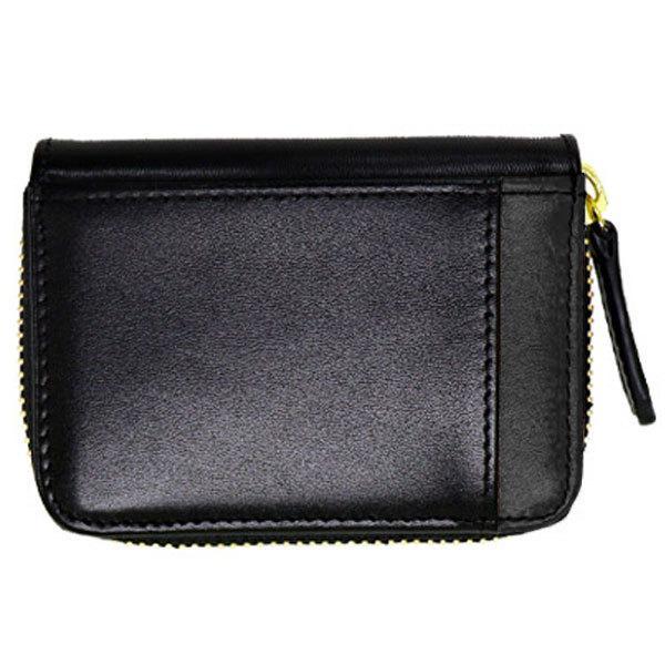 ミニ財布 小銭入れ キャッシュレス財布 コインケース メンズ 大容量 コンパクト 高級 男性用 紳士財布 カードが入る 革 小型 30代 40代 78391-50|wide02|22
