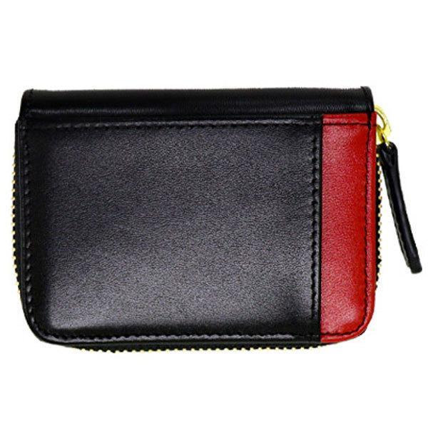 ミニ財布 小銭入れ キャッシュレス財布 コインケース メンズ 大容量 コンパクト 高級 男性用 紳士財布 カードが入る 革 小型 30代 40代 78391-50|wide02|21