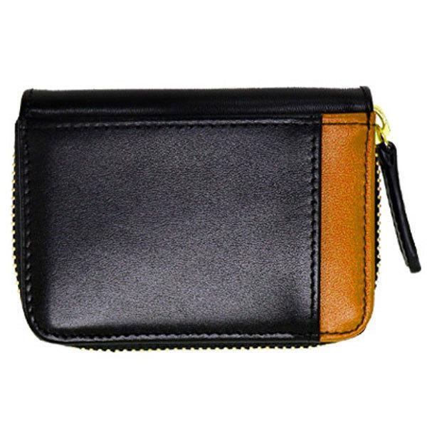 ミニ財布 小銭入れ キャッシュレス財布 コインケース メンズ 大容量 コンパクト 高級 男性用 紳士財布 カードが入る 革 小型 30代 40代 78391-50|wide02|19