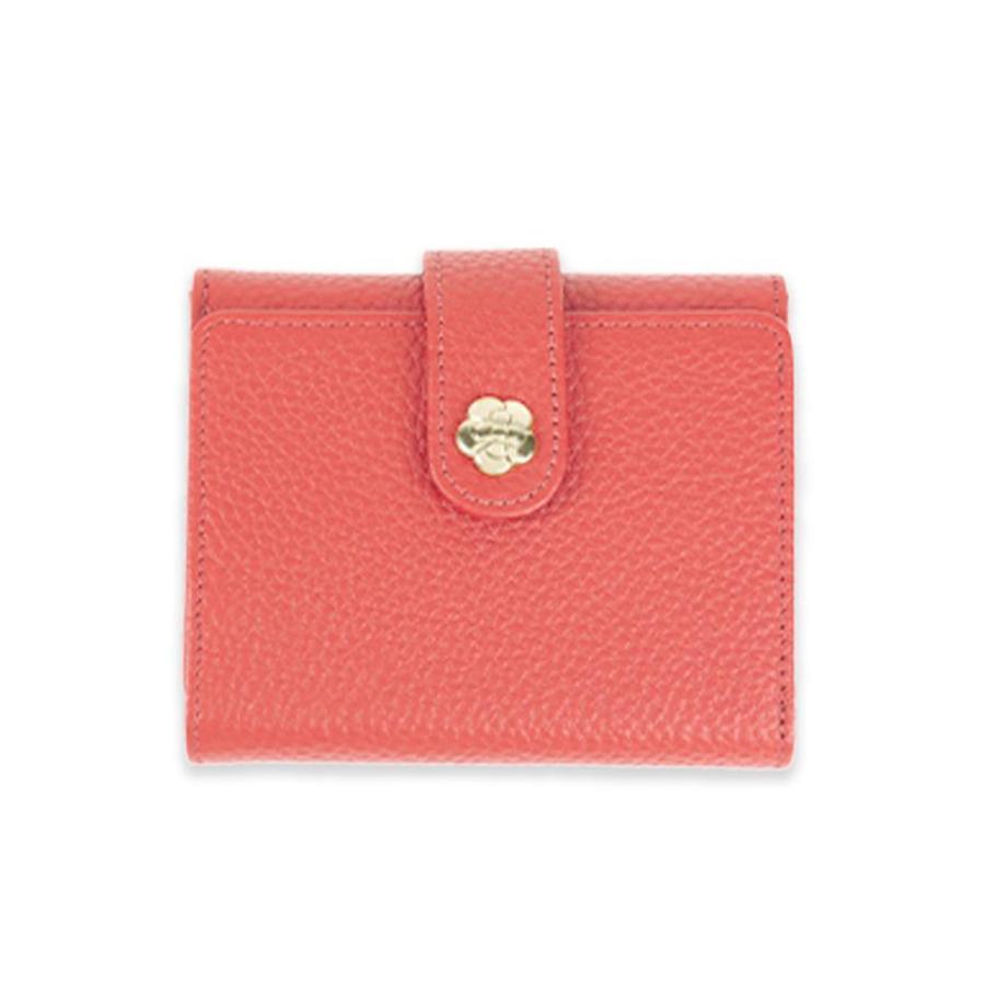 財布 レディース 三つ折り 革 ミニ財布 本革 女性用 婦人用 ミニマリスト 可愛い 20代 30代 40代 小さい財布 使いやすい 牛革 ギフト ホワイトデープレゼント|wide02|28
