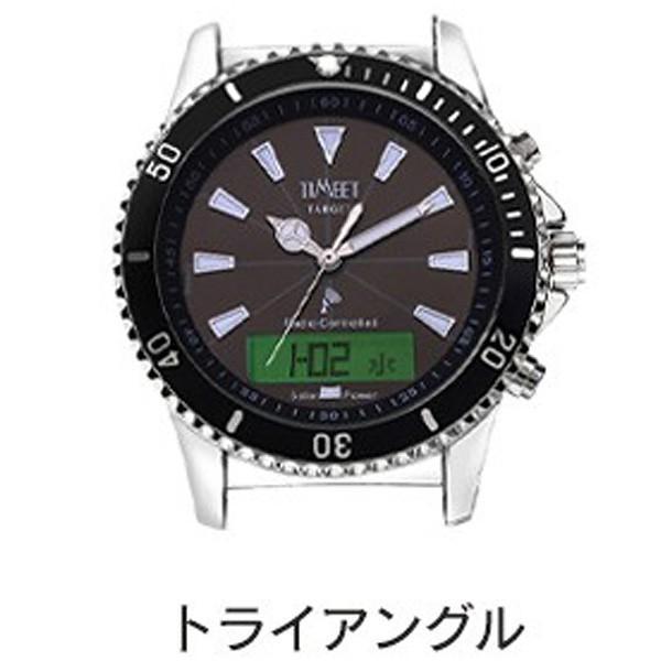 腕時計 メンズ 電波ソーラー メタルバンド 紳士腕時計 アナログ 男性用 ベルト交換可能 デジアナ デジタル おしゃれ かっこいい ティミット ホワイトデーギフト wide02 20