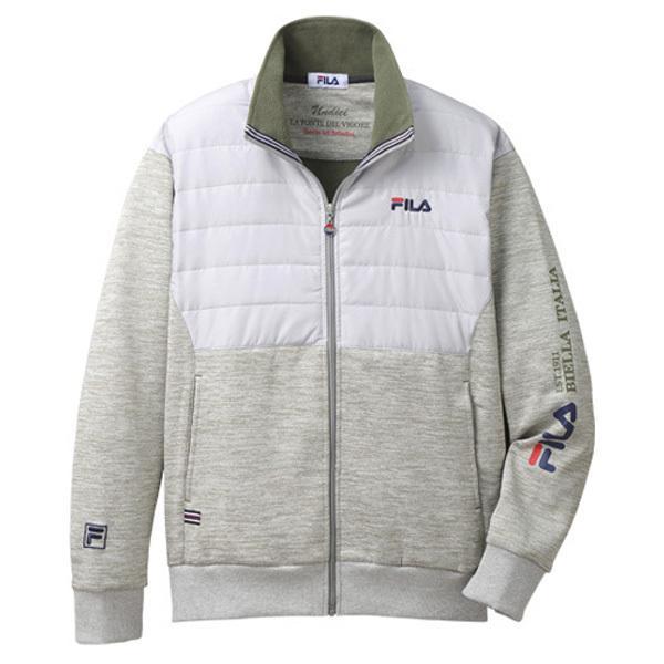 ジャケット メンズ 男性 紳士 50代 60代 70代 FILA フィラ ブルゾン 秋冬 2020 ゴルフ テニスウェア  アウター フリース  暖かい あったか ファッション|wide02|07