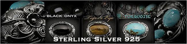 コンチョ,シルバー製,silver,ターコイズターコイズ,オニキス,タイガーアイ