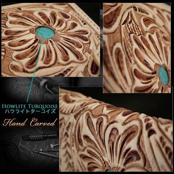 custom handmade carved leather 6/6s/7flip case wallet