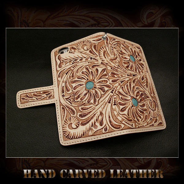 best quality genuine leather 6/6s/7flip case