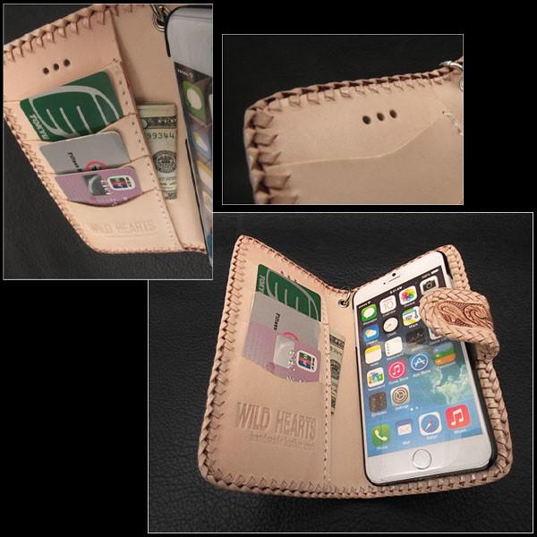 iPhone 6/6s/7,手帳型,レザー,ケース,本革,牛革