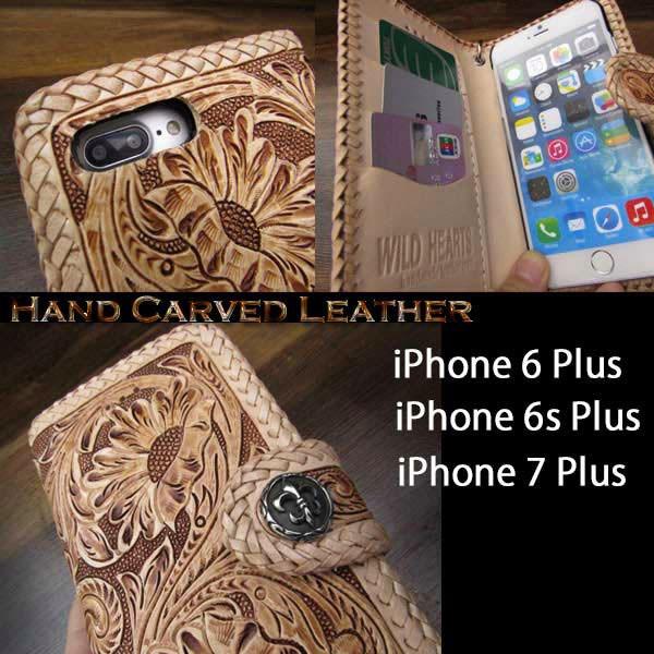 genuine,leather,iPhone 6Plus,6sPlus,7Plus,flip,case,wallet,cover