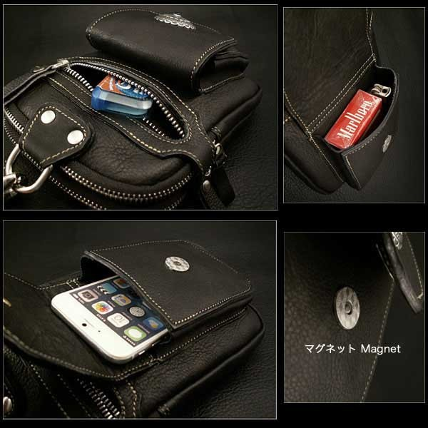 leather,biker,motorcycle,belt,bag,purse,hip,pouch