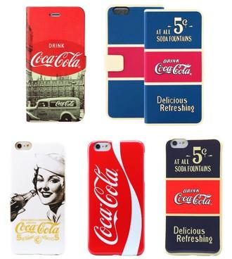 iPhone6PLUS コカコーラケース