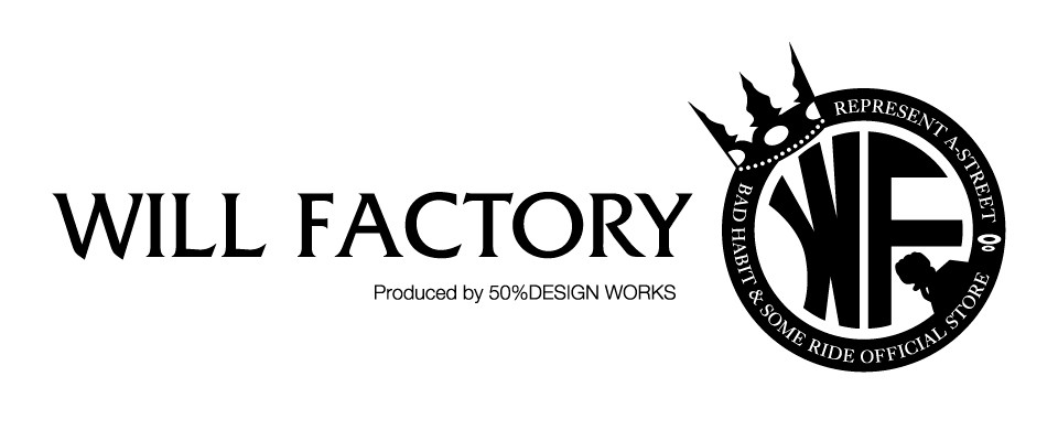 WILL FACTORY Online Store