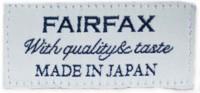 FAIRFAX(フェアファクス)国産生地