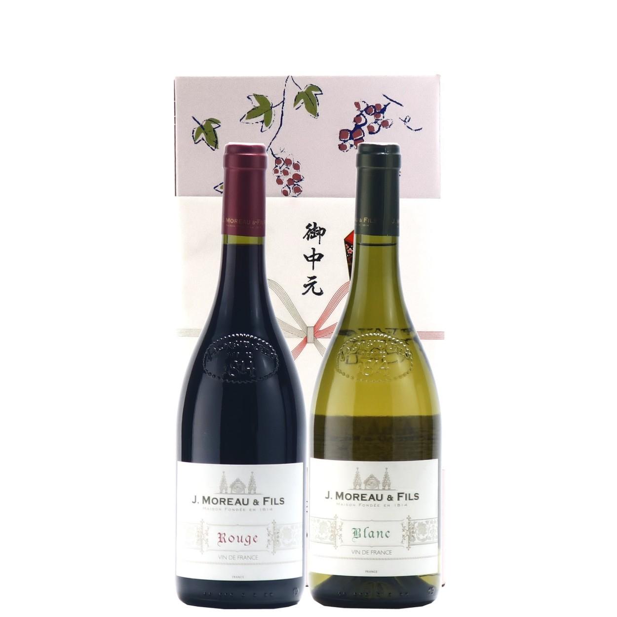 シャブリの名門J.モロー社が手がける南仏品種のブレンドワイン