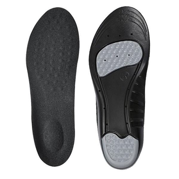 インソール アーチサポート 偏平足 土踏まず 衝撃吸収 反発 立体 3D 中敷き 疲れにくい 立ち仕事 スニーカー スポーツ o脚 ランニング靴 メンズ レディース|withbambistore|15
