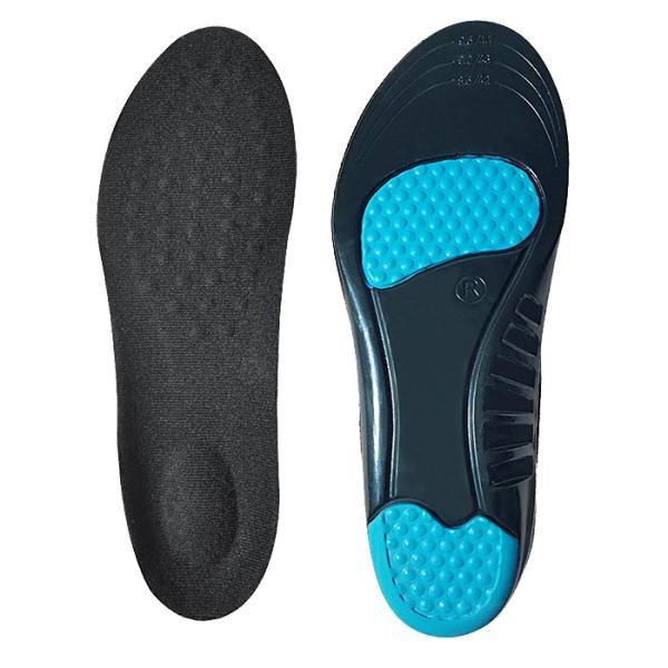 インソール アーチサポート 偏平足 土踏まず 衝撃吸収 反発 立体 3D 中敷き 疲れにくい 立ち仕事 スニーカー スポーツ o脚 ランニング靴 メンズ レディース|withbambistore|16