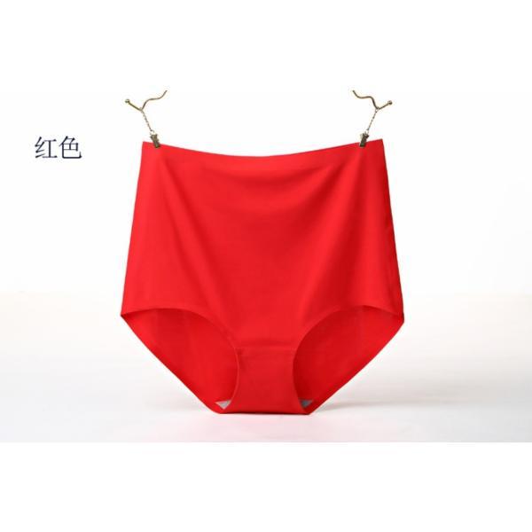 シームレス ショーツ 股上深め 大きいサイズ 有り レディース インナー 下着 パンツ 送料無料|wls|13