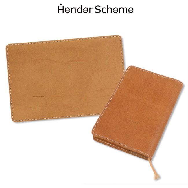 Hender Scheme(エンダースキーマ)toco book cover ブックカバー mo-c-bc2