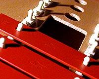 ゾノア社メタルフォン(鉄琴)
