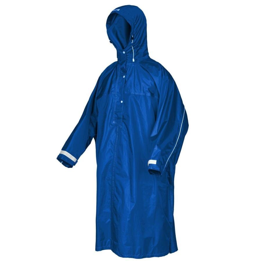 レインポンチョ レインコート 自転車 カッパ 雨具 レディース メンズ 通学 ロング 防水 人気 在庫処分 ハイポンチョ 3340|workerbee|14