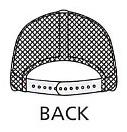 帽子 キャップ 作業帽子 作業用 作業服 作業着 アメリカンキャップ CAP ポリエステル100%(bo-MC6615)(商品画像)