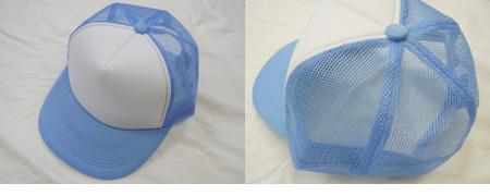 帽子 キャップ 作業帽子 作業用 作業服 作業着 アメリカンキャップ CAP ポリエステル100%(bo-MC6615)(写真)