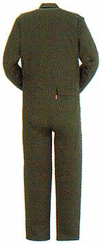つなぎ服/ツナギ服/作業服/作業着/秋冬/長袖/PERSON'S/パーソンズ 綿100%(y-P017)(商品画像)