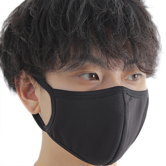 スポーツマスク メンズ マスク ブラック 洗える おしゃれ 男女兼用 息苦しくない 速乾|world-class|19