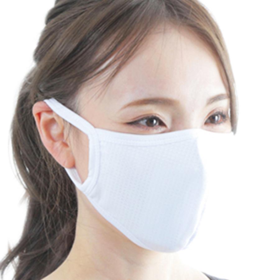 スポーツマスク メンズ マスク ブラック 洗える おしゃれ 男女兼用 息苦しくない 速乾|world-class|20