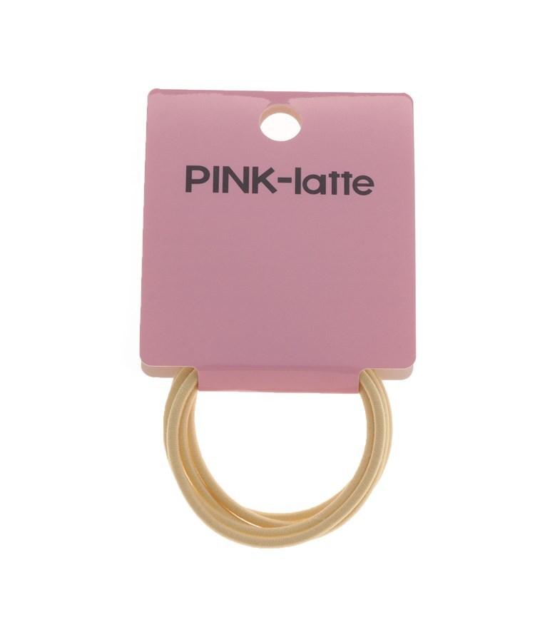 PINK-latte(ピンク ラテ)通販 ヘアゴム5本SET(レモンイエロー(031))