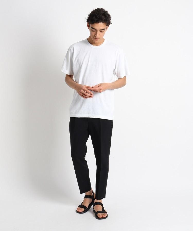OPAQUE.CLIP(オペークドットクリップ)通販 UPCYCLE Tシャツ(ホワイト(001))