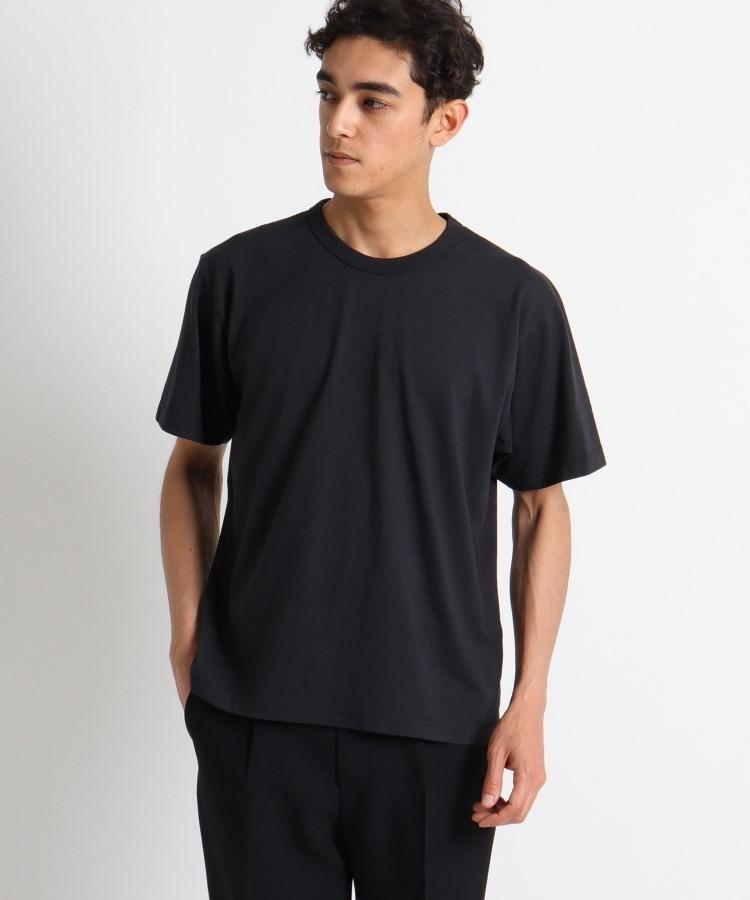 OPAQUE.CLIP(オペークドットクリップ)通販 UPCYCLE Tシャツ(チャコールグレー(014))