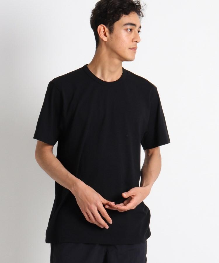 OPAQUE.CLIP(オペークドットクリップ)通販 UPCYCLE Tシャツ(ブラック(019))