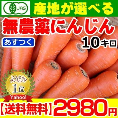 にんじん10キロ