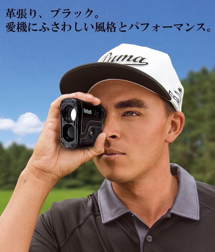 ゴルフ用レーザー距離計 ピンシーカースロープL7ジョルト Pinseeker Slope L7 Jolt 日本正規品 Bushnell GOLF 公認ストア