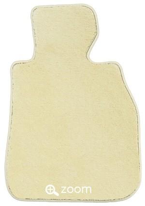 フロアマット『パールホワイト』 ※画像のマットは、サンプルマットです。実際のマットは、お車に合った形となります。