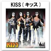 KISS(キッス)フィギュア