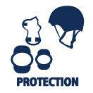 PROTECTIVE GEAR/プロテクター:サポーター